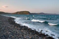 Море японии Стоковые Фотографии RF