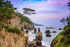 море японии стоковое изображение rf