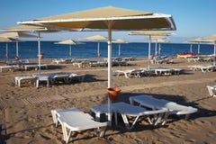 море 01 пляжа Стоковые Изображения
