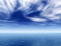 море Стоковая Фотография