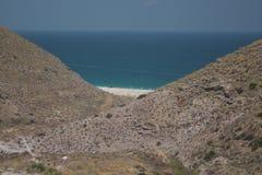 море andalucia Стоковые Изображения