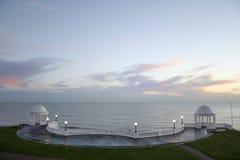 море bexhill Стоковое Изображение