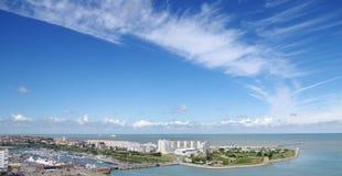 море calais пляжа Стоковые Фотографии RF