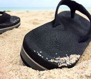 Море @ Cebu Солнця песка Стоковые Фотографии RF