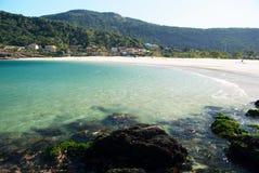 море de janeiro niteroi rio пляжа кристаллическое Стоковые Изображения