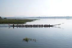 море dragonboat стоковое изображение
