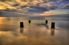 Море Ege Стоковые Фото