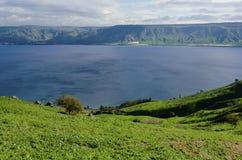 море galilee стоковое изображение
