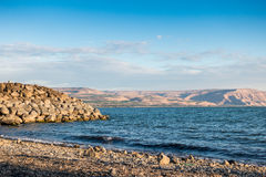 море galilee стоковая фотография rf