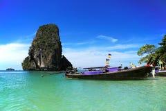 Море krabi Таиланда Стоковые Изображения