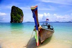 Море Krabi Стоковое Изображение RF