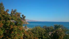 Море Mediteraneene Стоковое Изображение