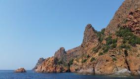 Море Mer стоковое изображение