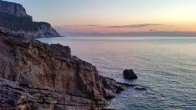Море Midterranian Стоковая Фотография RF