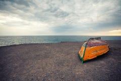 Море Panorma Стоковое Изображение