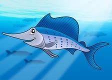 море sailfish бесплатная иллюстрация