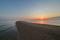 Море Separeted в Satun, Таиланде Стоковая Фотография