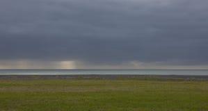 Море Skyscape Стоковые Фотографии RF
