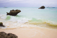 Море Sulu стоковое фото