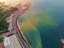 Море Yin Yabg Стоковая Фотография