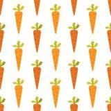 Моркови - простая предпосылка картины Стоковое Фото