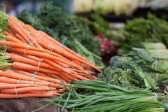 моркови пука Стоковая Фотография RF
