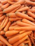 моркови свежие Стоковые Изображения
