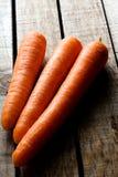моркови 3 Стоковые Фотографии RF