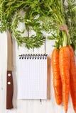 Моркови. Стоковая Фотография RF