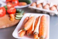 Моркови Стоковая Фотография