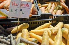 Моркови Стоковое Изображение