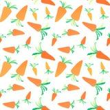 Морковь картины Стоковое Изображение RF