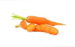 морковь свежая Стоковое Изображение