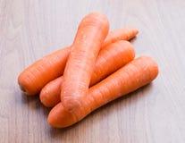морковь свежая Стоковая Фотография RF
