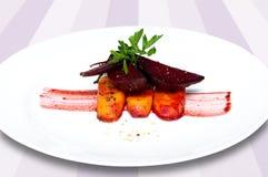 морковь свеклы стоковое фото