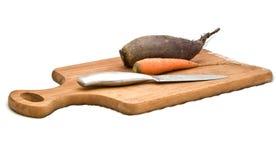 морковь свекл Стоковая Фотография RF