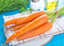 морковь сырцовая стоковое фото rf