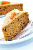 морковь торта Стоковое Фото