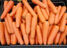 Морковь для продажи Стоковые Изображения