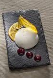 Мороженное ванили Стоковые Фотографии RF