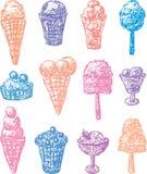 Мороженное Стоковые Изображения RF