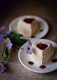 Мороженое десерта Стоковое Фото