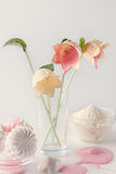 Мороженое и молочные продучты Стоковое Фото