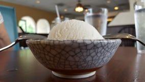 Мороженое кокоса стоковое изображение