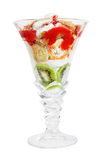 Мороженое коктеиля молока Стоковое Фото