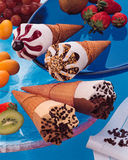 мороженое конуса Стоковая Фотография RF