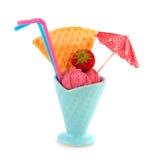 мороженое Стоковая Фотография