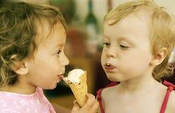 мороженое Стоковое Фото
