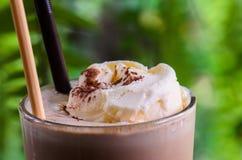 Мороженое Mocha Стоковое Изображение