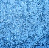 морозная естественная картина Стоковые Изображения